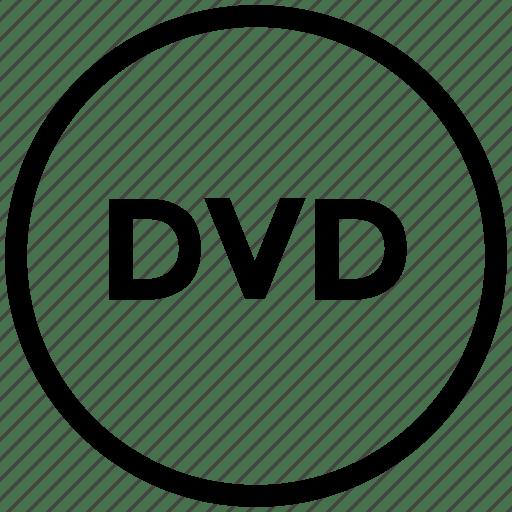 Cd, compact disc, dvd, record, storage device, vinyl icon