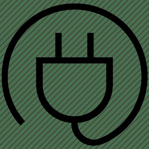 Electric plug, electricity, plug, power plug, socket plug
