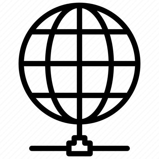 Communication, connection, global, message, network icon