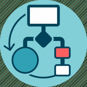 Componentes, data, diagram, modeling, process, software