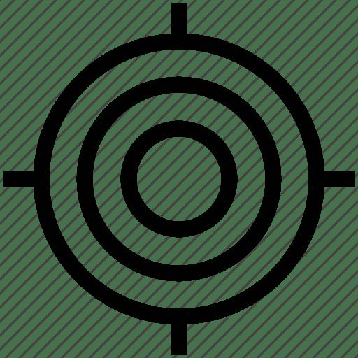 Camera focus, focus, mobile camera, target icon