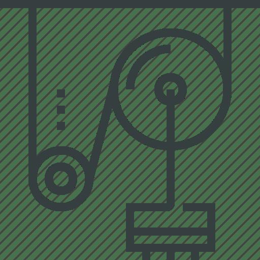 Experiment, physics icon