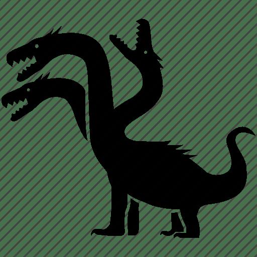 Beast creature fantasy hydra lernaean monster