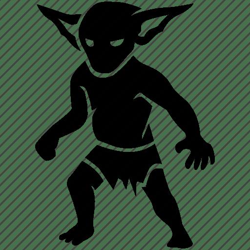 Boggart creature fantasy goblin gremlin imp