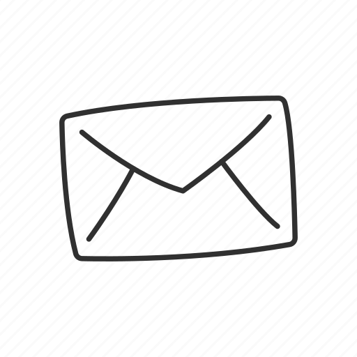 Email, emoji, envelope, letter, mail, message, post icon