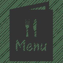 menu restaurant transparent pub lunch icon food bar promotion icons dessert wildstone cafe menus clipart vector clip check data dishes