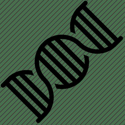 Biology, dna, education, genetic, learn, school, subject icon