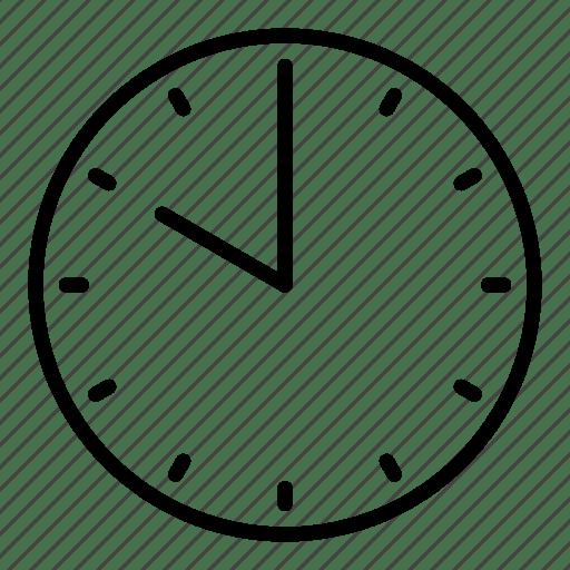 Clock, ten o'clock, time icon