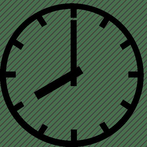Alarm Calendar Clock Event Schedule Time Watch Icon