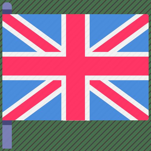 united kingdom elements flat