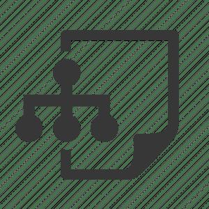 Document, file, work diagram, anogram, raw, simple