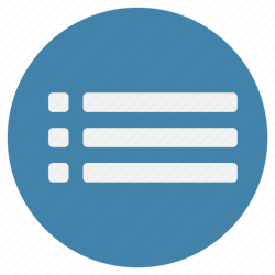 icon menu bar navigation marker website icons 512px