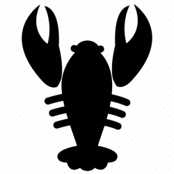 lobster icon seafood restaurant icons 512px