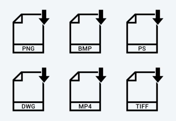 File Names Vol 4 icons by First Styles