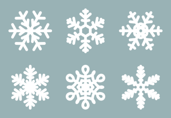 snowflakes free icons by