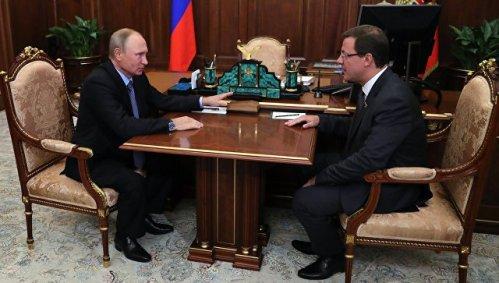 Владимир Путин глубоко погружен в проблематику Самарской области