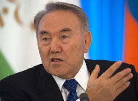 © РИА Новости / Сергей Гунеев Нурсултан Назарбаев