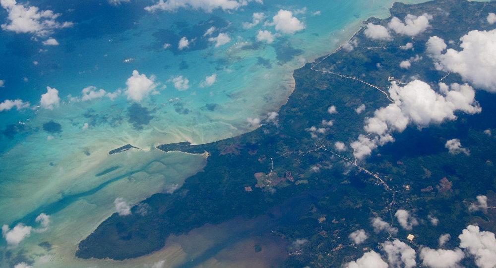 印度在海牙法庭南海仲裁后呼吁尊重《聯合國海洋法公約》 - 俄羅斯衛星通訊社