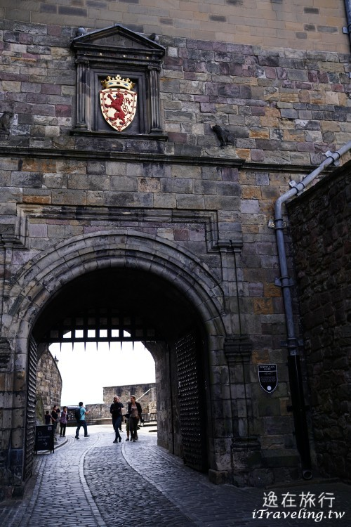 英國|愛丁堡景點| 愛丁堡城堡 Edinburgh Castle - 逸在旅行