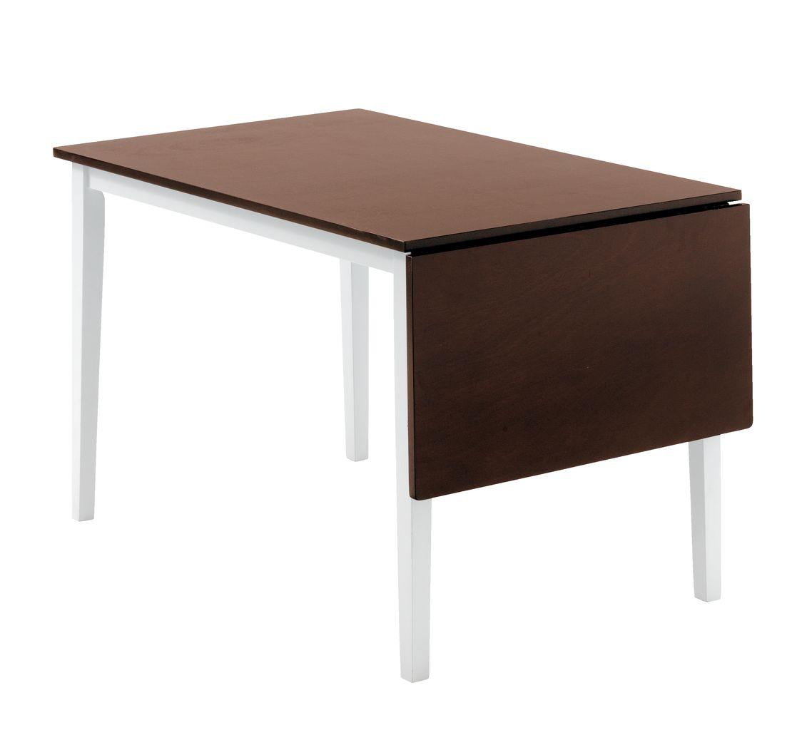 jysk dining room chair covers ergonomic repair table branderup 75x160 brown