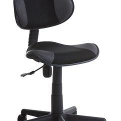 Desk Chair Jysk Bedroom Preloved Office Regstrup Black Grey