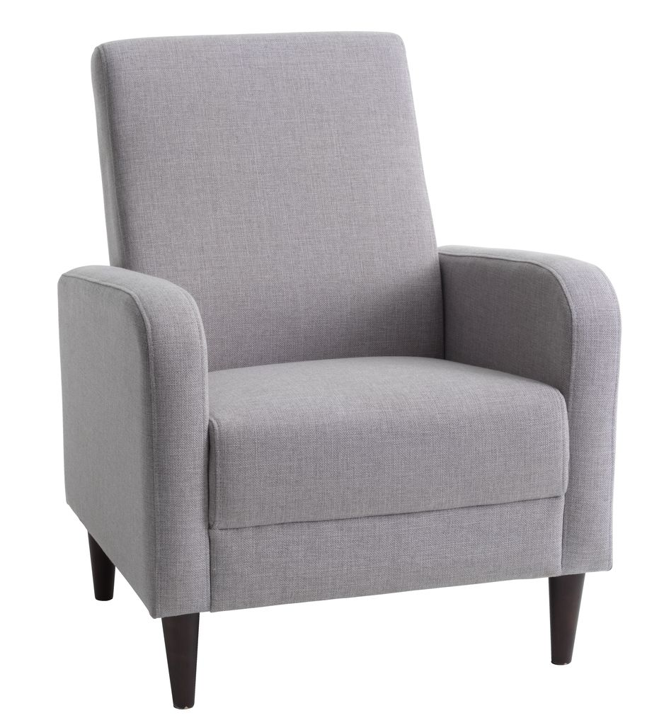 light grey chair revolving manufacturers in delhi armchair gedved jysk