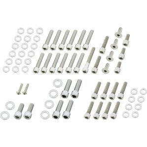 Buy Screws4bikes stainless steel bolt sets for Harley