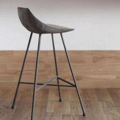 Bar Chairs Concrete Design Chair Outdoor Stool Jpg