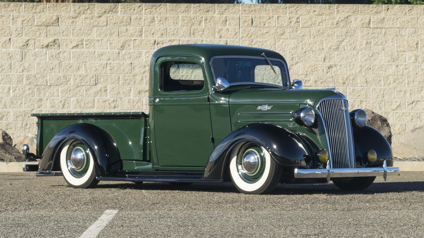 1937 Chevrolet Pickup 235 CI, 4Speed | Lot F147