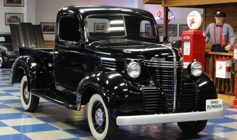 1940 Plymouth Pt105 Pickup  F102  Houston 2012