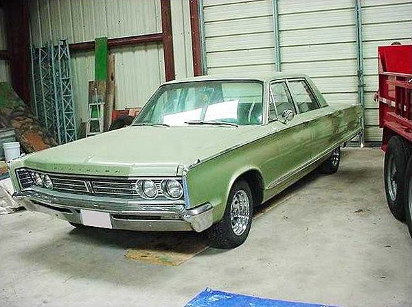 1966 Chrysler Newport 4door S9 St Paul 2009