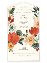 All In One Wedding Invitations Minted