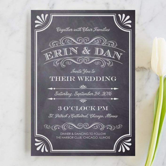 wedding invite wording, Wedding invitations