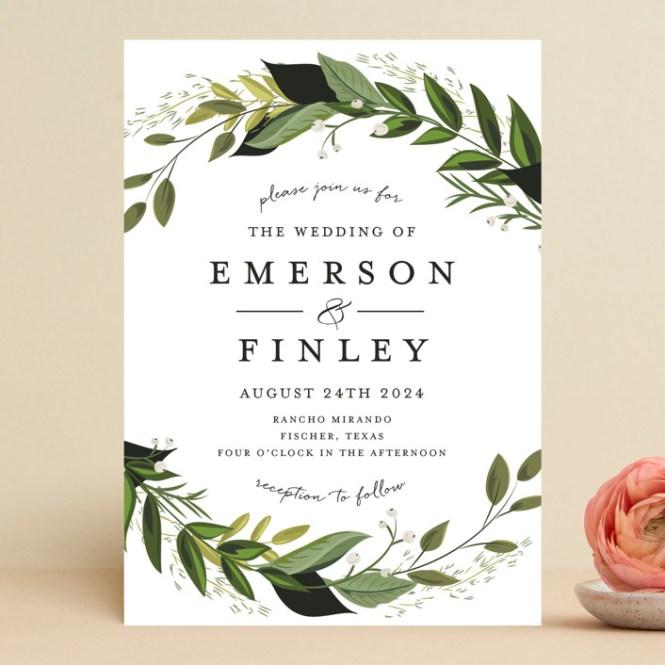 Wedding Invitations By Susan Moyal