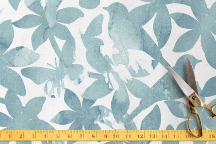 Spring Bloom Fabric