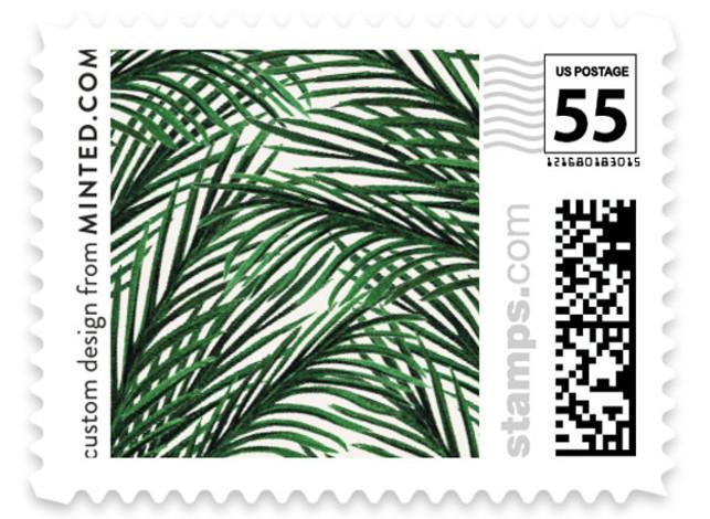 custom postage stamps minted