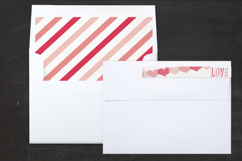 first valentine valentine's day cards by fatfatin at minted.com