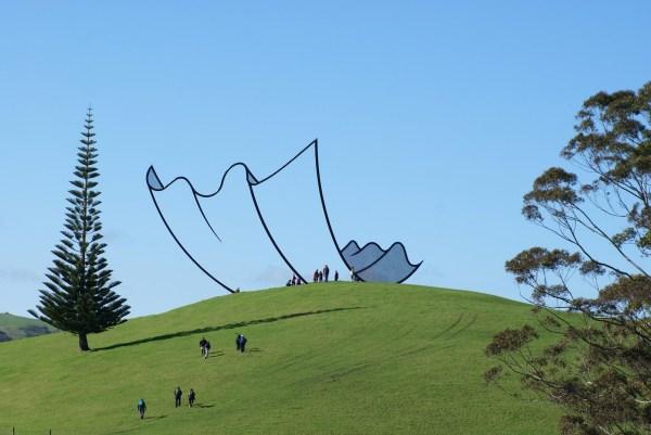 New Zealand Sculptures
