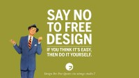 10 Sarcastic 'Design For Free' Quotes For Interior ...