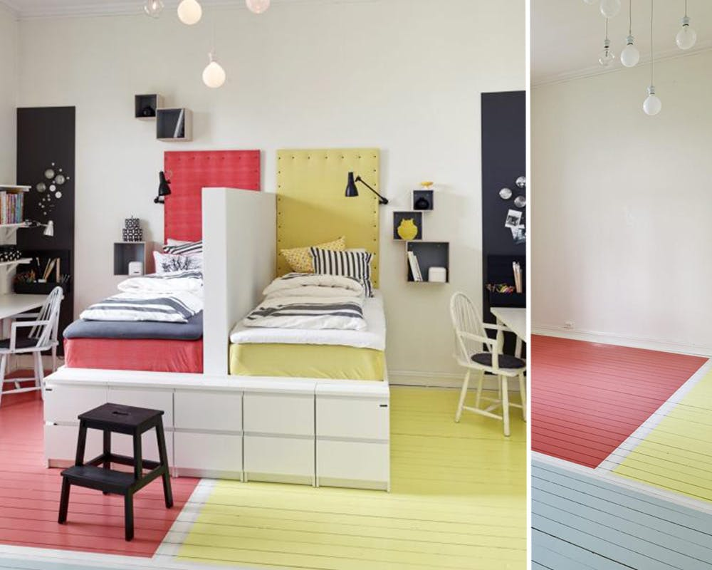 Chambre 2 Enfants Awesome Lits Superposs Chambre Duenfant