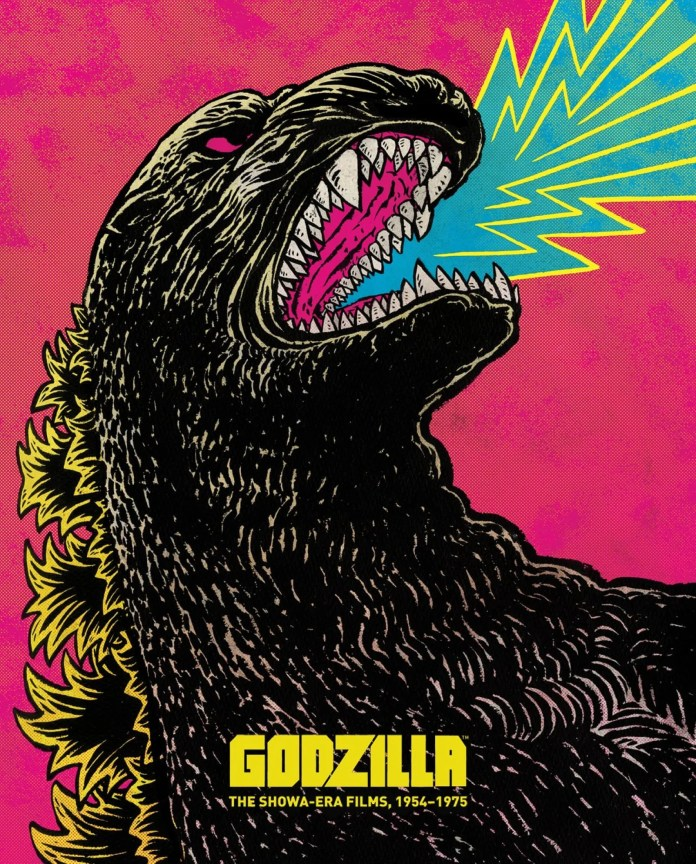 Godzilla: The Showa-Era Films, 1954-1975 Blu-ray