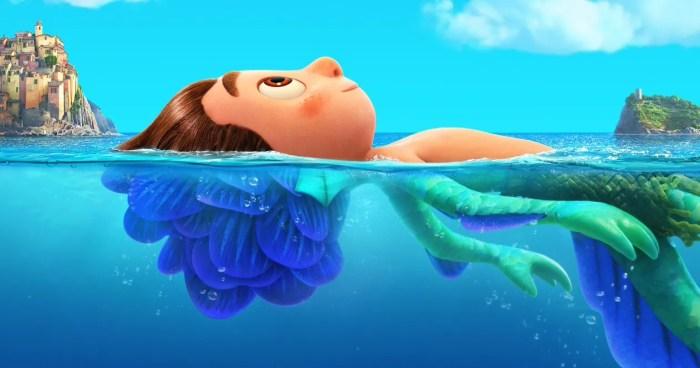 Trailer Luca Pixar Memperkenalkan Dua Monster Laut Remaja dari Dunia Lain