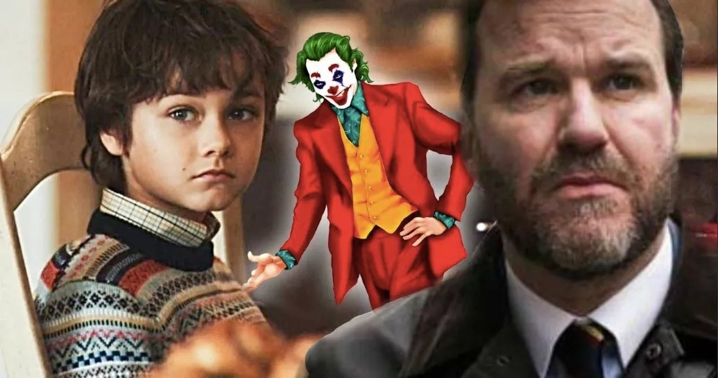 Joker Finds Its Young Bruce Wayne and Alfred Pennyworth