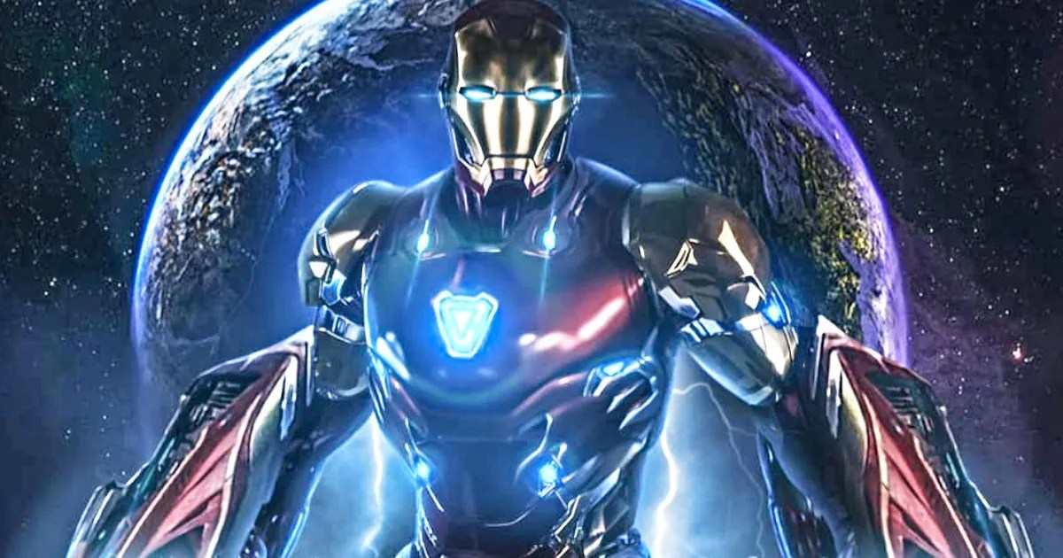 What Iron Mans New Armor Could Look Like In Avengers 4