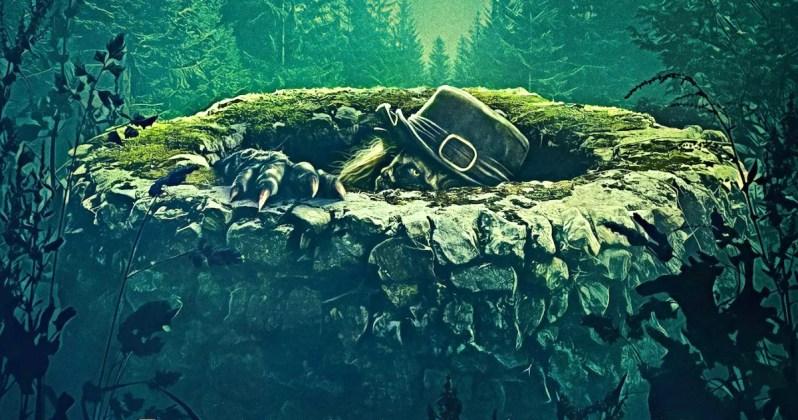 Afbeeldingsresultaat voor leprechaun returns poster