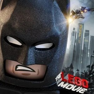 The LEGO Movie Character Poster 'Batman'