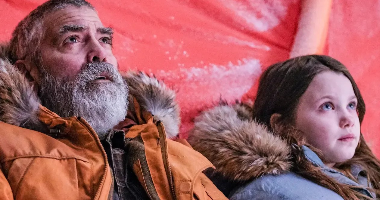 George Clooney Was Hospitalized Just Days Before Filming The Midnight Sky for Netflix