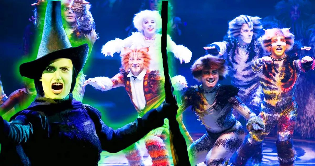cats musical 2019 movie release date