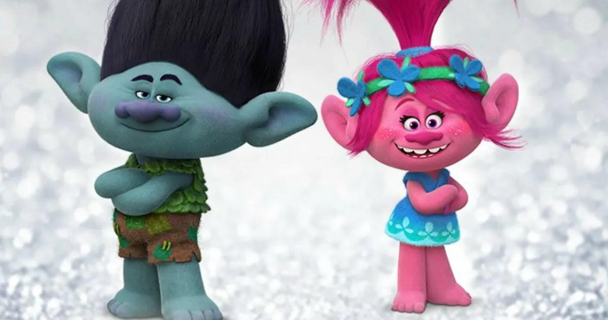 dreamworks animation s trolls