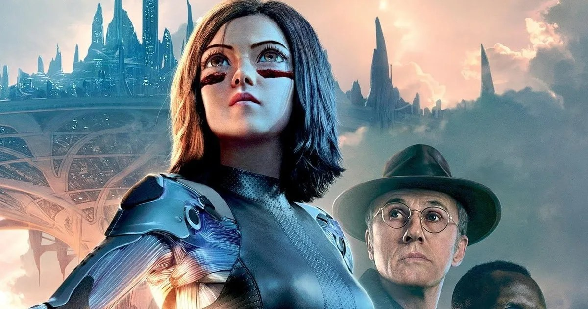 Wallpaper Korea 3d Alita Battle Angel Poster And Tons Of New Merch Unveiled
